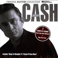 JOHNNY CASH RIDE THIS TRAIN-SING HANK WILLIAMS-NEW 2CD