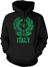 Italy Emblem Italia Repubblica Italiana Italian Italianos Pride Hoodie Pullover