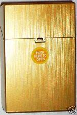 Zigarettenbox CLIC BOXX  4 DESIGNS 10 Farben Sprungdeckel 20er Schachtel