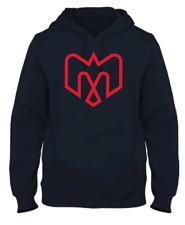 Men's Montreal Alouettes Navy Blue Primary CFL Football Hooded Sweatshirt Pocket