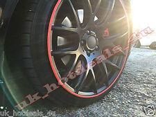 NEW SCUFFS by Rimblades Car Tuning Alloy Wheel Rim Protector 4 Tire Guard Rubber