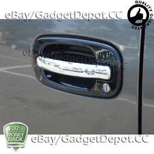 For 2000 2001 2002 2003 2004 2005 2006 Chevrolet Tahoe Chrome Door Handle Covers