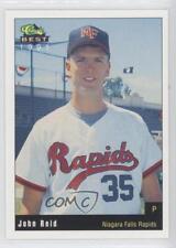 1991 Classic Best Niagara Falls Rapids #20 John Reid Rookie Baseball Card
