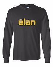 ELAN Vintage Ski-Doo Snowmobile Long Sleeve Tshirt Sizes to 5XL
