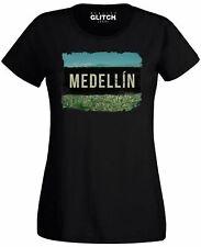Women's Medellin T-Shirt - Narcos Drugs Colombia Pablo Escobar Cartel Netflix