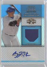 2012 Topps Triple Threads TTUAR-113 Bryan LaHair Chicago Cubs Auto Baseball Card