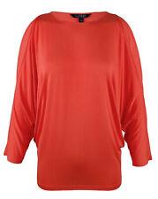 Lauren Ralph Lauren Women's Plus Size Cutout Shoulder Knit Jersey Top