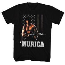 RAMBO FREEDOM BLACK T-Shirt