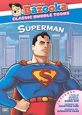 Bazooka - Superman: Vol. 3 (DVD, 2005) BRAND NEW