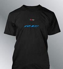 Camiseta personalizado YZF R1M 2015 S M L XL XXL hombre moto R1