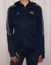 NWT Adidas Notre Dame Fighting Irish Ladies ClimaWARM Full Zip Hoodie
