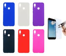 "Funda Carcasa Silicona Gel TPU Xiaomi Redmi Note 7 4G 6.3"" + Protector Opcional"