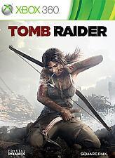 Tomb Raider (Microsoft Xbox 360, 2013) New/Sealed!