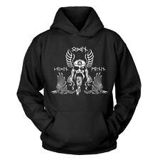 Odin Kapuzenpullover Hugin Munin Valknut Valhalla Yggdrasil Runen