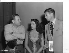 Gene Tierney Gary Cooper Photo from Original Negative