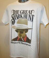 Hunter S Thompson T Shirt The Great Shark Hunt W348 Gonzo Rum Diary Las Vegas