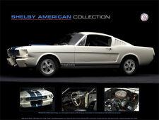 1965 ShelbyGT350 SFM5014R Prototype  Car PosterNEW2ebay