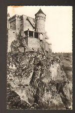 GORGES de la LOIRE (42) CHATEAU de la ROCHE en1950