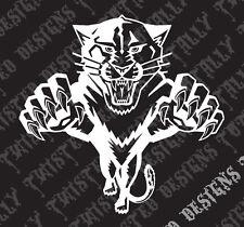 Florida Panthers car truck vinyl decal sticker NHL Hockey