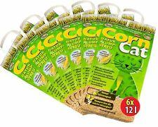 CornCat Naturklumpstreu Öko-Plus Green Cat`s Katzenstreu best Streu GreenCat