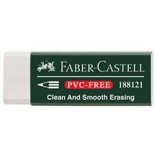 1 Stück Faber Castell soft Radiergummi  extra weich RADIERER 4cm x 3cm x 0,8cm #