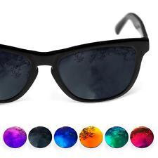 Fit&See Lentes de Recambio Polarizadas para Oakley Frogskins XL Elegir Color