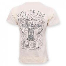 T Shirt King Kerosin Vintage Shirt Skull Motorcycle no Harley Biker Superior
