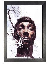 Snoop Dogg DJ American Rapper Singer Poster Hip Hop Music Star Photo Legend