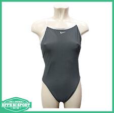 d205111d7e Costumi piscina donna Nike intero mare nuoto incrociato costume olimpionico