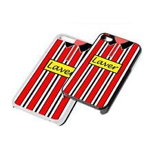 Kit de fútbol Clásico Teléfono Cubierta Para iPhone iPod Samsung 4 5 6 7 5th 6th caso