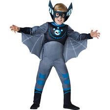 Boys Wild Kratts Blue Bat Costume