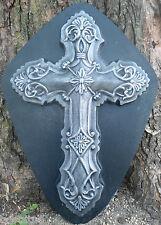 plastic cross mold plaster concrete casting mould