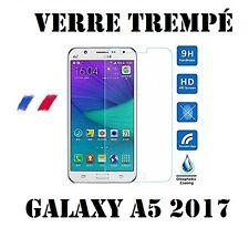 vitre protection verre trempé film protecteur d'écran pr Galaxy A5 2017
