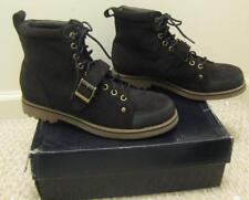 NEW POLO RALPH LAUREN Mcalton Oily Suede  Mens  Boots Shoes 12 D NIB