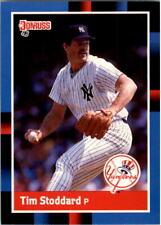 1988 Donruss Baseball Card Pick 497-660