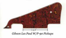 Les Paul LP 4-Ply Tortoise 2010 Studio W/P90's Pickguard for Gibson Project New