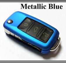 M Blue Key Cover VW SEAT SKODA Case Protector GT GTI R Line FSI TDI TSI R20 N27