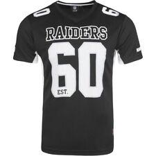 Majestic NFL Mesh poliéster Jersey camisa-Oakland Raiders