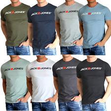 9479 Jack & Jones Herren Corp Logo T-Shirt Basic Print Shirt kurzarm O-Neck