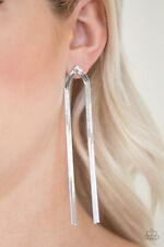 WOMEN DROP EARRING - Silver