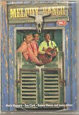 MELODY RANCH VOLUME 1 DVD MERLE HAGGARD & MORE