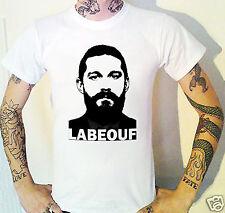 ORIGINAL SHIA LABEOUF Tributo Camiseta actor