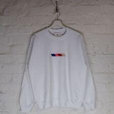 Frank Ocean Stripe Hip Hop Odd Future White Black Sweatshirt Top by Actual Fact
