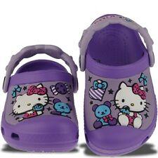 CROCS Hello Kitty Candy Ribbon Clog Clogs lila Gr.23-35