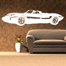 Jaguar XJ13 Vinile Adesivo Murale Cameretta Ragazzi soggiorno GARAGE C2