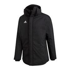 Adidas Stadium Parka 18 Jacket Black