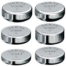 V301 - V399 Silberoxid-Knopfzelle UhrenBatterie 1x 2x 3x 5x 10x Hersteller VARTA