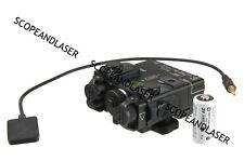 G&P PEQ-15A Red/IR Laser Illuminator Designator GP959 Black  (Toy Only)