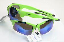 VERTX Sport Sunglasses New Wrap Around NEON COLORS 5050PVX