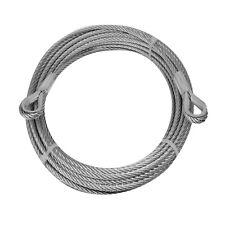 Pinnacle Galvanised Wire Rope with Loops / Hooks - AUSTRALIA BRAND
